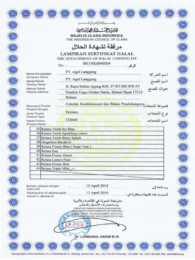 Sertifikat Halal Bekasi-5